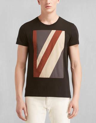 Belstaff Templeton Fc T-Shirt Black
