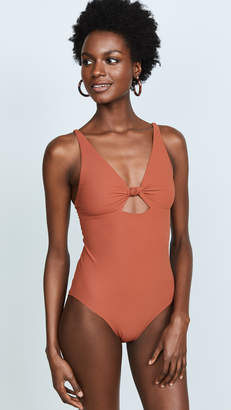 Tory Burch Palma One Piece Swimsuit