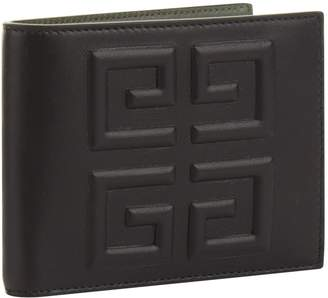Givenchy Logo-Embossed Bifold Wallet