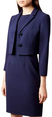 Hobbs London Polly Cropped Jacket