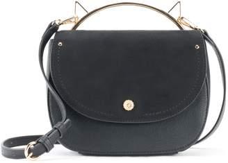 Lauren Conrad Holly Cat Ears Crossbody Bag