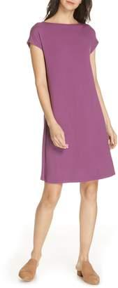 Eileen Fisher Twist Back Dress