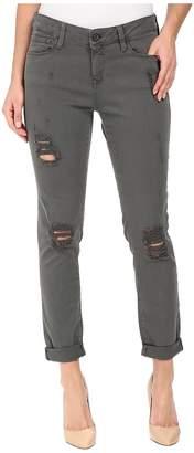 Mavi Jeans Ada Relaxed Boyfriend in Dark Shadow Washed Women's Jeans