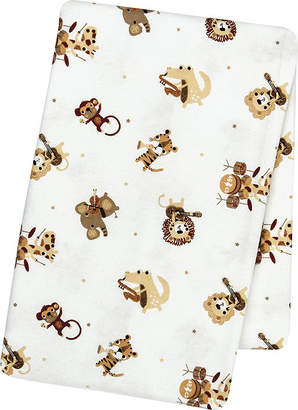 Trend Lab TREND LAB, LLC Safari Rock Deluxe Swaddle Blanket
