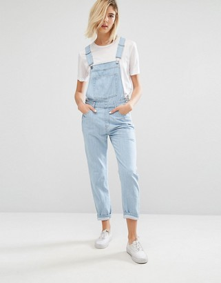 Dr Denim Vilde Relaxed Overall $98 thestylecure.com