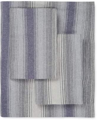 Belle Epoque Stripe Flannel Sheet Set