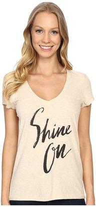 Life is good Shine On Newbury Vee $22 thestylecure.com