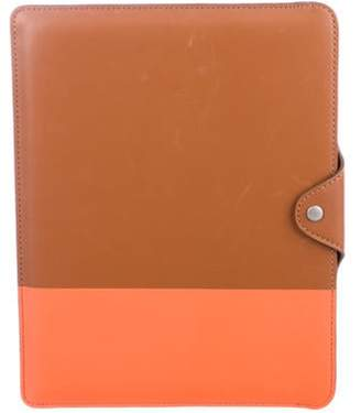 Jack Spade Leather iPad Mini Case brown Leather iPad Mini Case
