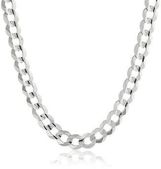 Men's 14k 7mm Cuban Chain Necklace