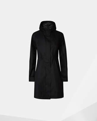 Hunter women's original packable drawstring coat
