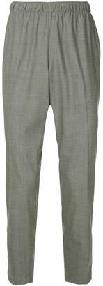 N. Hoolywood straight-leg tailored trousers