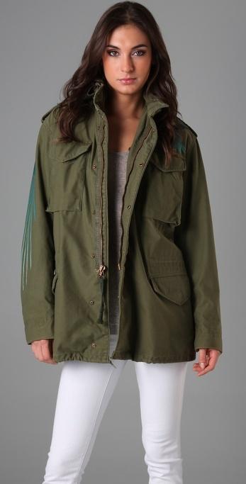Freecity Peace Corps Jacket