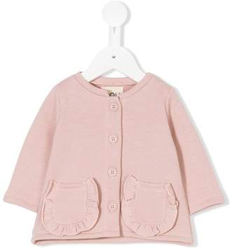 Douuod Kids button front cardigan