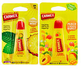 Carmex Pineapple & Mint and Peach & Mango Duo