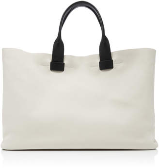 Troubadour Canvas And Leather Tote Bag