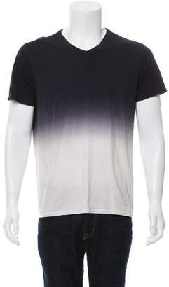 Vince Dip Dyed Short-Sleeve T-shirt