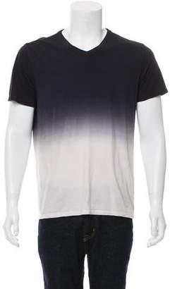 Vince Dip Dyed Short-Sleeve T-shirt