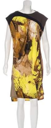 VPL Printed Midi Dress
