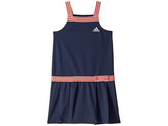 adidas Kids Tennis Dress (Little Kids)