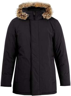 KANUK Mont-Royal fur-trimmed technical padded coat