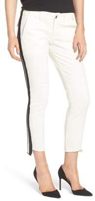 Pam & Gela Offset Skinny Pants