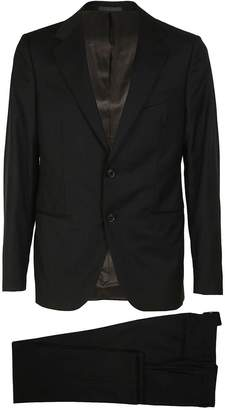 Caruso Two Button Suit