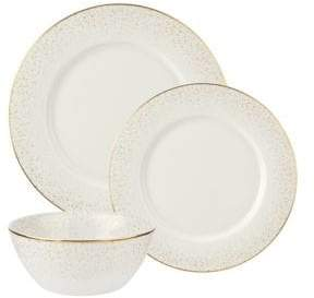 Portmeirion Celestial Bone China 12-Piece Dinnerware Set