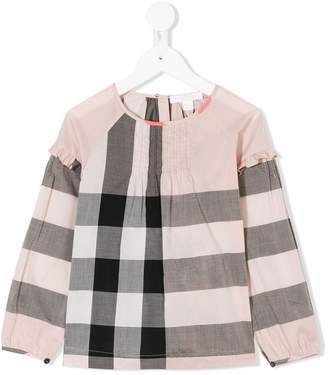 Burberry Aggy top