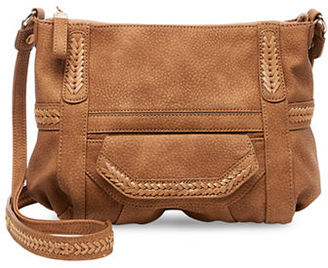 Steve Madden Bhugh Crossbody Tote $68 thestylecure.com