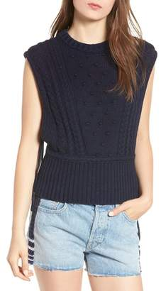 Levi's Made & Crafted(R) Aran Sleeveless Sweater