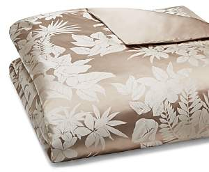 Gingerlily Tropical Sand Duvet Cover, Queen