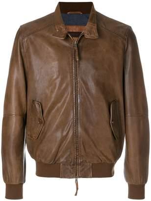 Altea zipped bomber jacket
