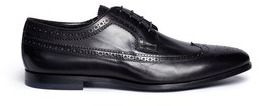 Paul SmithPaul Smith 'Wells' longwing brogue leather Derbies