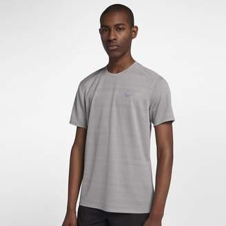 Nike Dri-FIT Miler Men's Short Sleeve Running Top