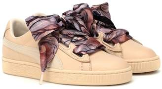 Puma Basket Heart Mimicry sneakers