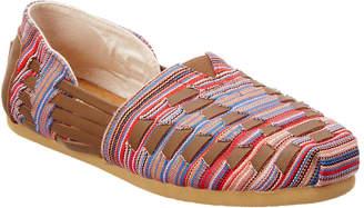 Toms Women's Huarache Alpargata Slip-On