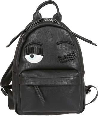 Chiara Ferragni Eye Backpack