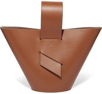Carolina Santo Domingo - Amphora Leather Tote - Tan