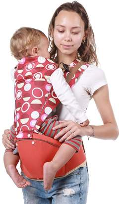 ysayc Baby Carrier Waist stool Backpack Multi-functional Safety 7 in 1 of children Baby Products Back Carriers