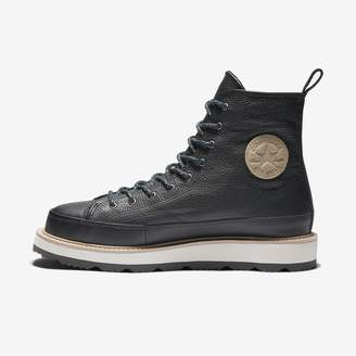 Converse Chuck Taylor All Star Crafted High Top Boot Unisex Leather Boot