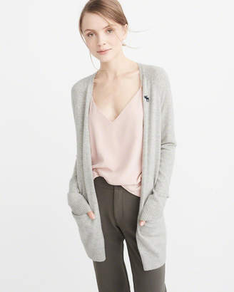 Abercrombie & Fitch Icon Cashmere Cardigan