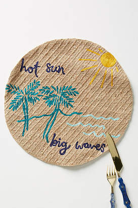 Anthropologie In the Sun Placemat