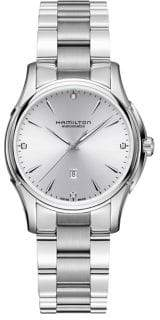 Hamilton Jazzmaster Stainless Steel Watch