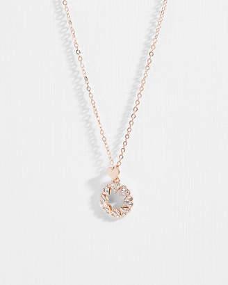 Ted Baker HEPELLE Heart and star pendant