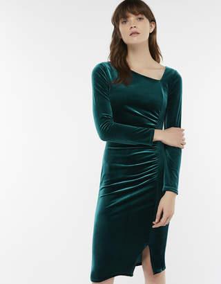 Monsoon Catriona Velvet Shift Dress 1c2bdd33b