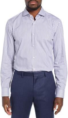 BOSS Jason Stripe Slim Fit Dress Shirt