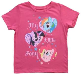 Mighty Fine My Little Pony Hearts Kids Girls