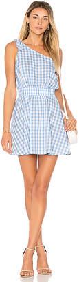 L'Academie The Tie Shoulder Dress