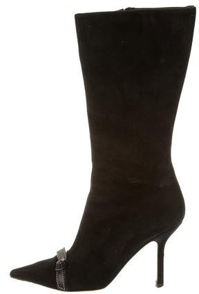 Kate Spade New York Suede Knee-High Boots