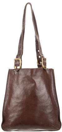 Miu Miu Miu Miu Leather Shoulder Bag